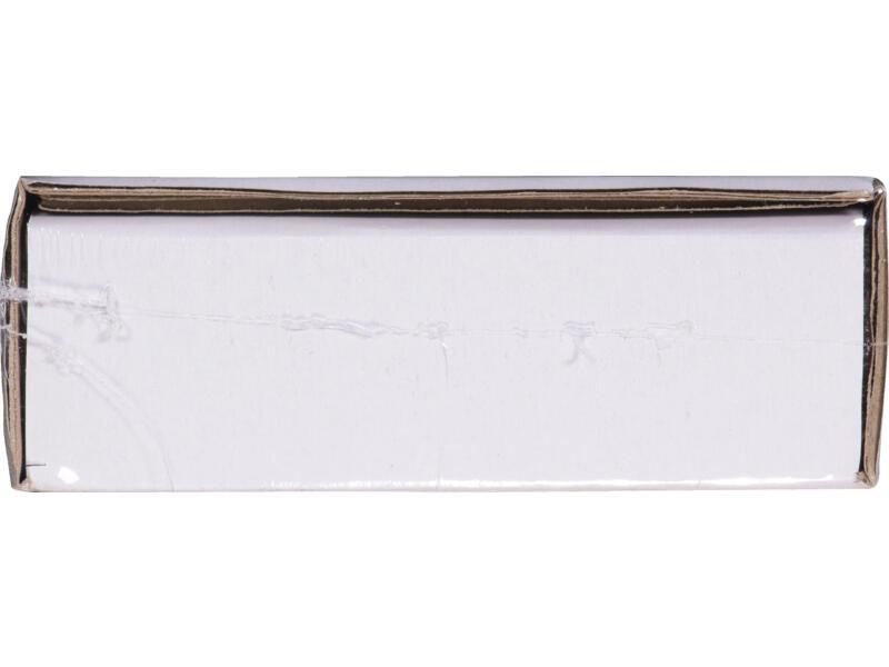 CanDo Premium plisséhordeur 96x197-200 cm wit