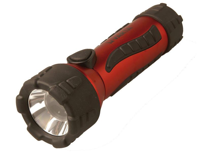 Varta Professional lampe torche LED rubber