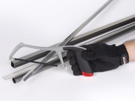 Kreator Profi scie à métaux 15cm