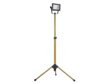Prolight Projecteur LED sur pied 20W 1600lm étanche
