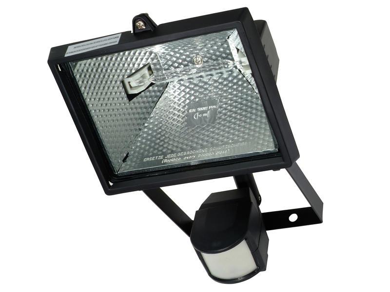 Prolight Projecteur halogène 400W avec détecteur