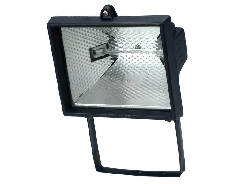 Prolight Projecteur halogène 400W noir