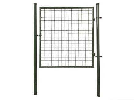 Giardino Promo poort 80x100 cm groen