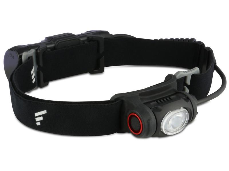 Protech H0917 lampe frontale noir