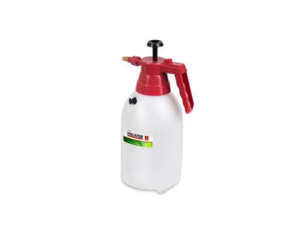 Pulvérisateur à pression 2l blanc/rouge