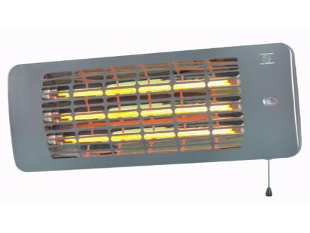 Eurom Q-Time chauffage de terrasse électrique 2000W