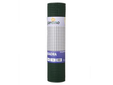 Giardino Quadra grillage 5m x 50cm plastique
