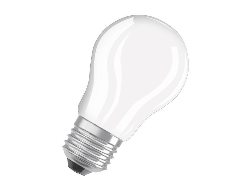 Osram RF LED kogellamp E27 5W