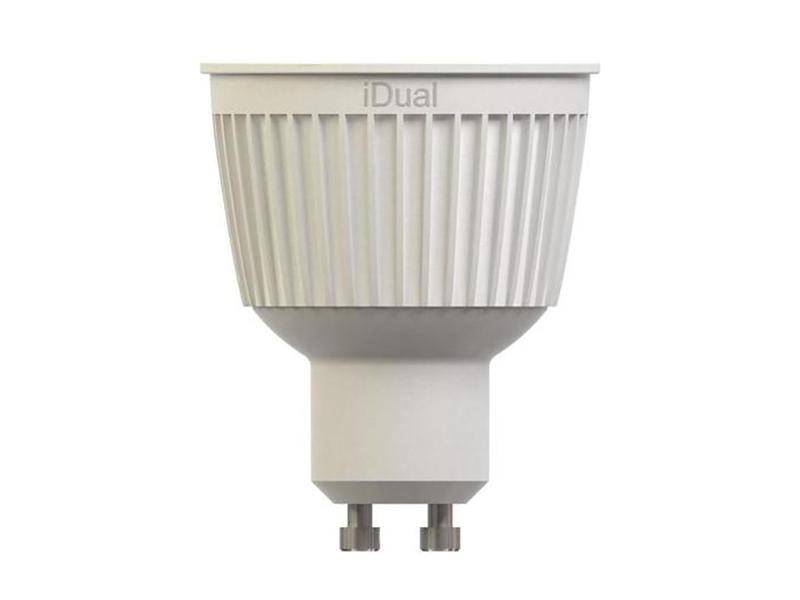iDual RGB Spot LED GU10 4W dimmable