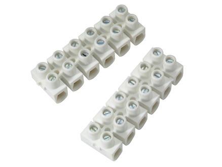 Profile Raccord de lustre 16mm² PVC 2 pièces