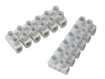 Raccord de lustre 2,5-4 mm² 4 pièces