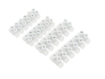 Profile Raccord de lustre mixpack 2,5-4 mm² 2 pièces + 6mm² 2 pièces