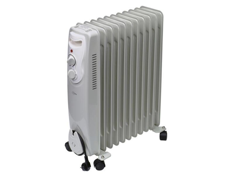 Profile Radiateur à bain d'huile Fogo 11 éléments 2500W