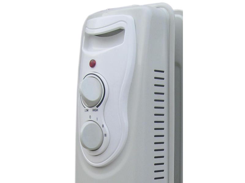Profile Radiateur à bain d'huile Fogo 9 éléments 2000W