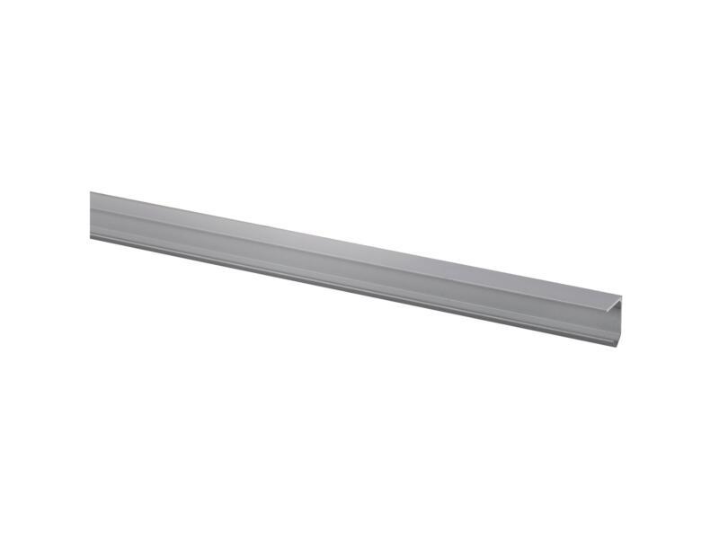 StoreMax Rail Basic H-20 et H-40 360cm alu