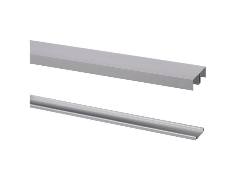 StoreMax Rail Basic R-20 360cm alu