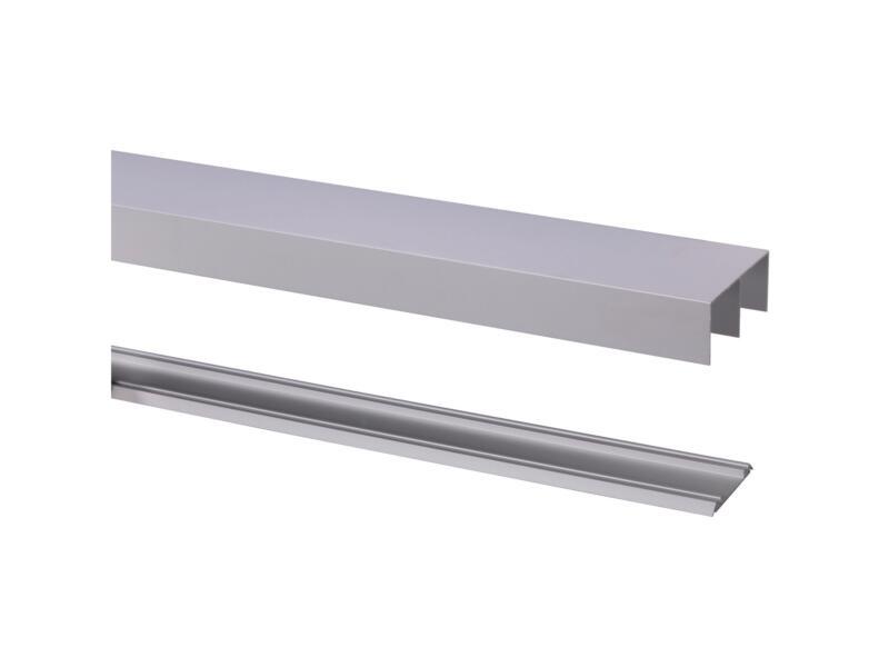StoreMax Rail Basic R-40 360cm alu