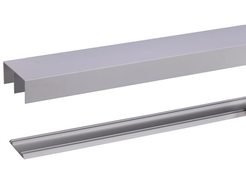 Rail StoreMax R-40 180cm alu