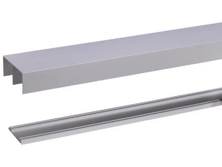 Rail StoreMax R-40 240cm alu