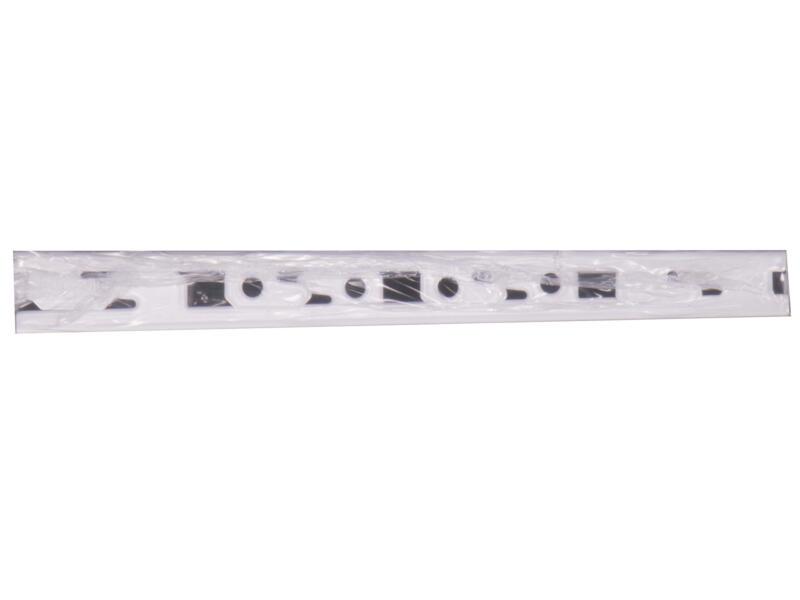 Range outils 8x40 cm blanc