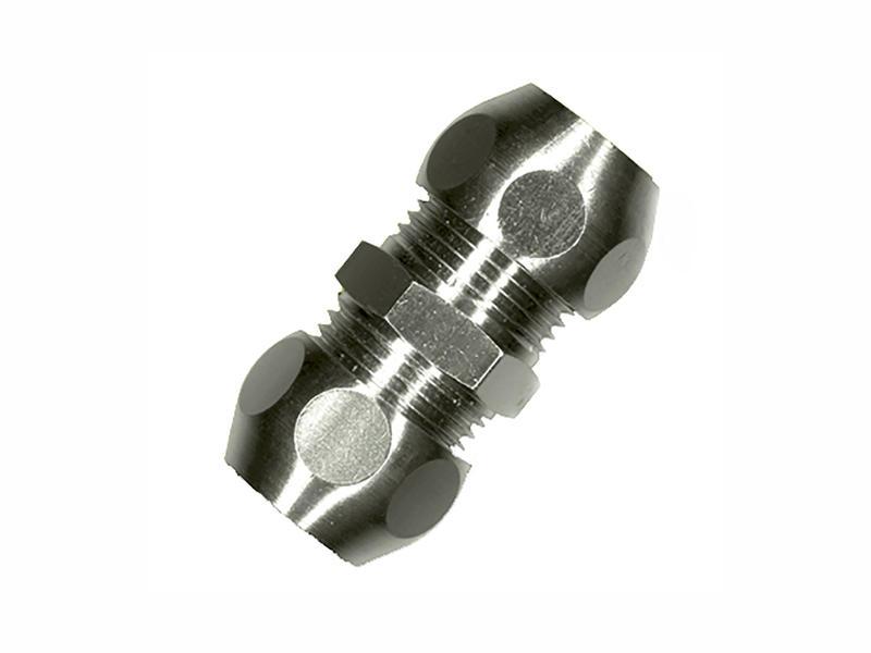 Saninstal Rechte koppeling 12x10 mm