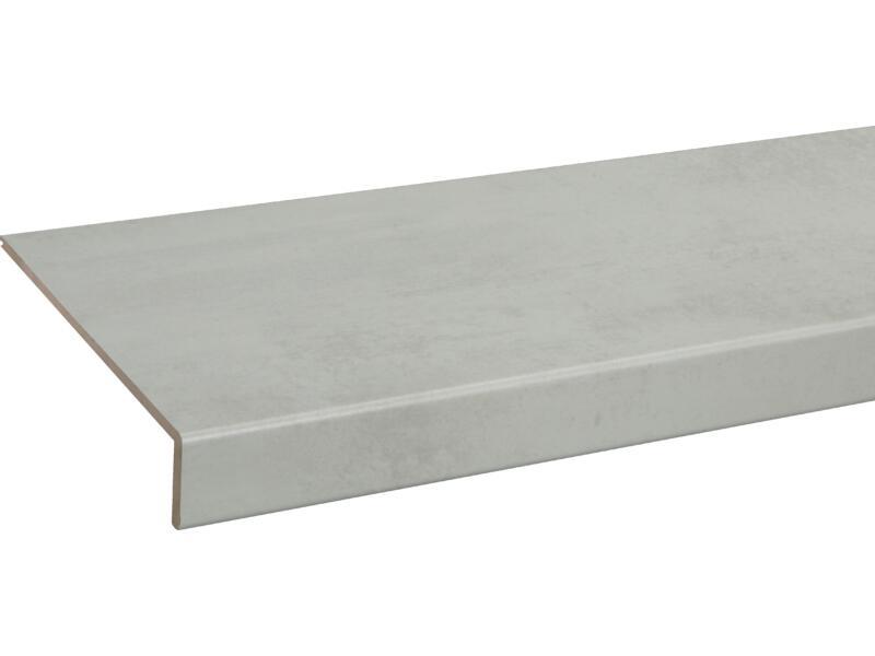 CanDo Recouvrement de marche 100x30 cm béton gris clair