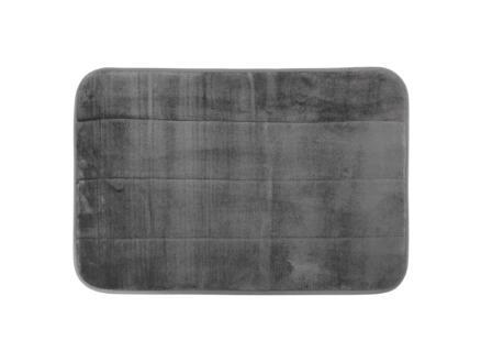 Differnz Relax badmat 60x40 cm antraciet