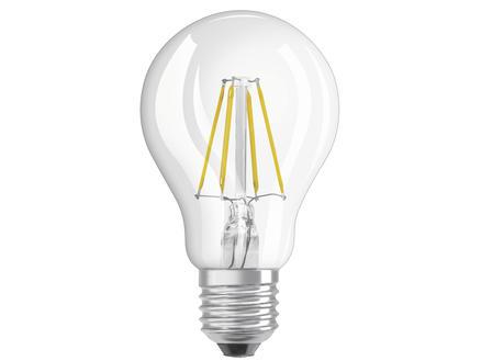 Osram Retrofit Classic 40 ampoule LED poire filament E27 4,5W dimmable