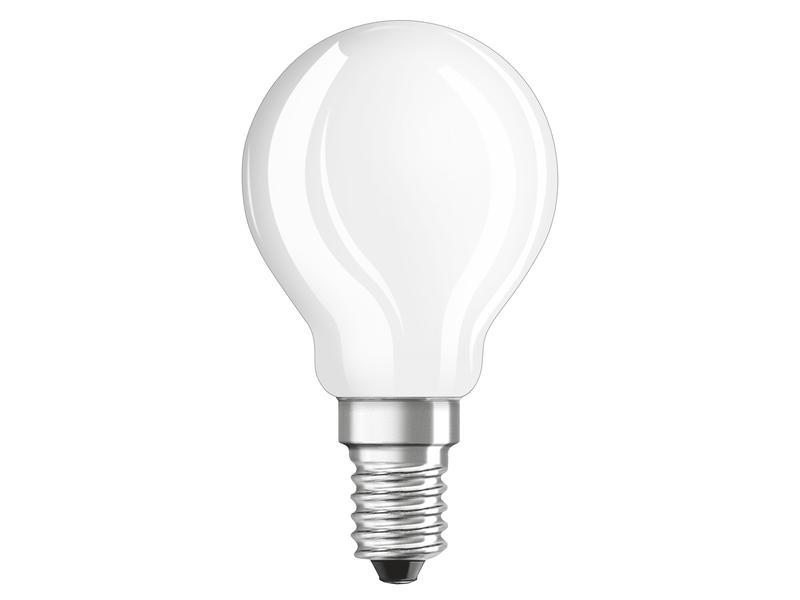 Osram Retrofit Classic LED kogellamp E14 3,3W