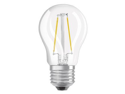 Osram Retrofit Classic ampoule LED sphérique E27 2W
