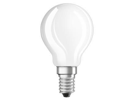 Osram Retrofit Classic sphérique LED sphérique E14 3,3W