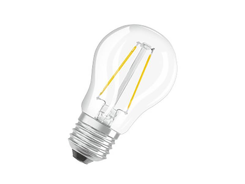 Osram Retrofit ampoule LED poire E27 4W