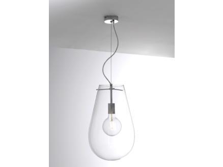 MEO Revello hanglamp E27 40W helder
