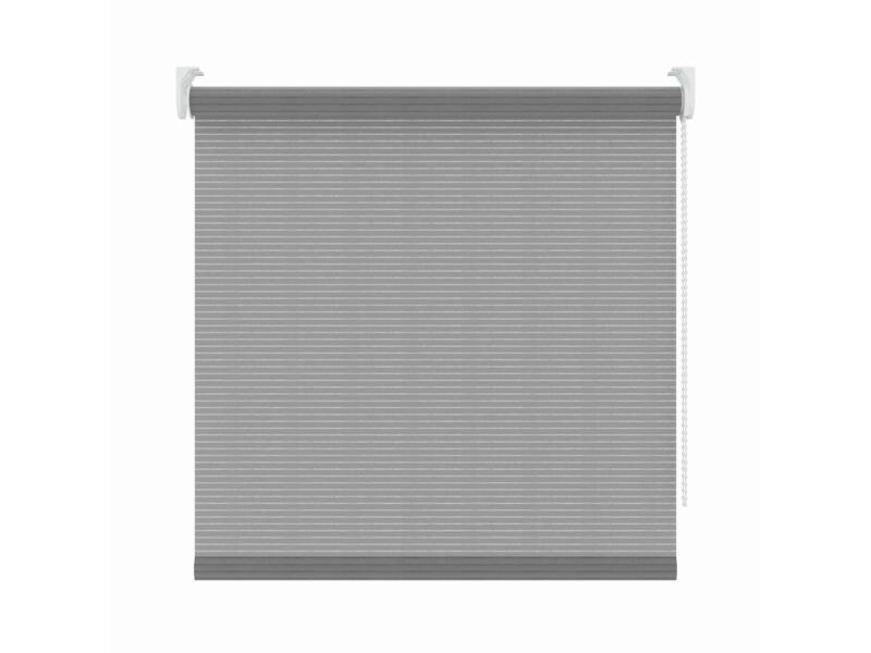 Decosol Rolgordijn lichtdoorlatend 180x190 cm ausbrenner grijs