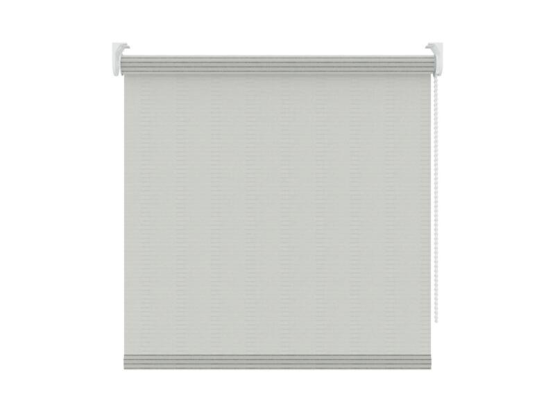 Decosol Rolgordijn lichtdoorlatend 210x190 cm wit