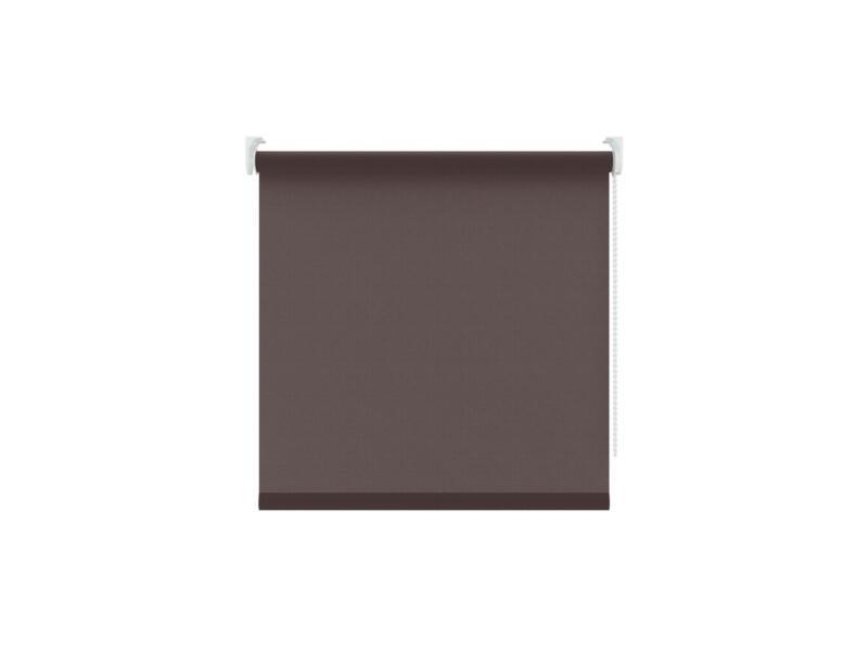 Decosol Rolgordijn lichtdoorlatend 90x190 cm bruin