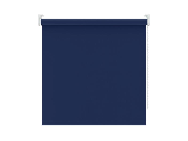 Decosol Rolgordijn verduisterend 120x190 cm blauw
