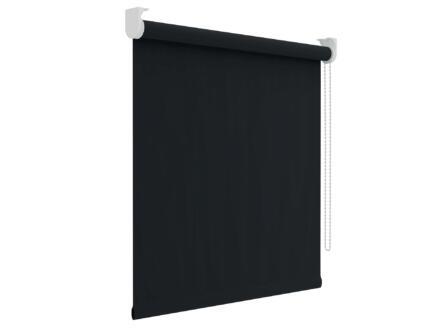 Decosol Rolgordijn verduisterend 120x190 cm zwart