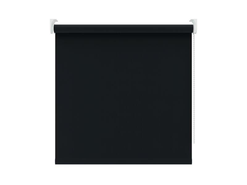 Decosol Rolgordijn verduisterend 180x190 cm zwart