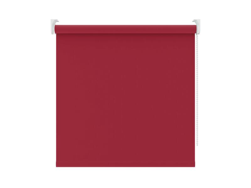 Decosol Rolgordijn verduisterend 210x190 cm rood