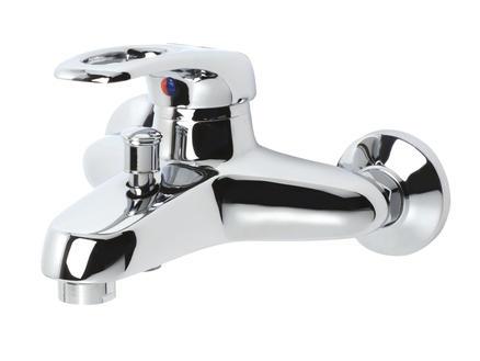 Roma robinet mitigeur baignoire et douche