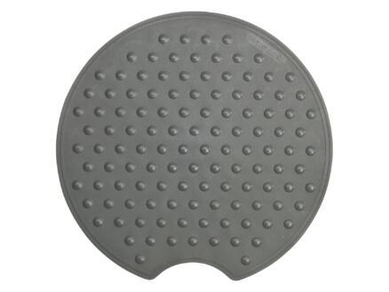 Sealskin Rotondo tapis antidérapant douche 50cm anthracite