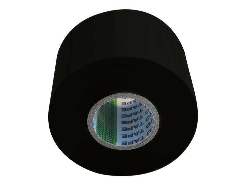 Van Marcke go Ruban adhésif isolant Pilot band 20m x 5cm x 0,2mm noir