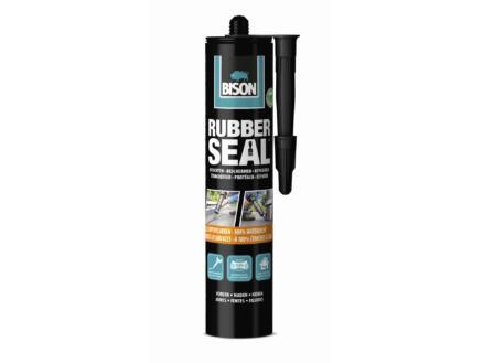 Bison Rubber Seal voegkit 310g zwart