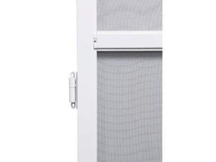Bruynzeel S800 porte moustiquaire 235x100 cm blanc