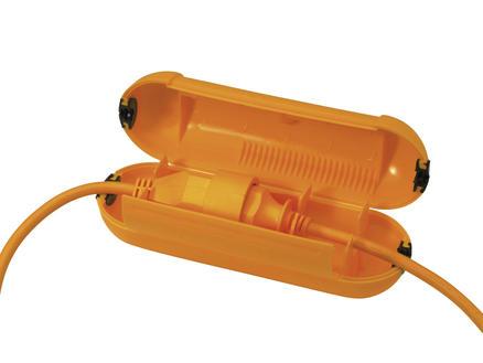 Profile Safebox stekker IP44 oranje