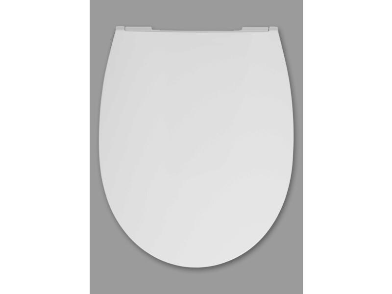 Sahara WC-bril wit