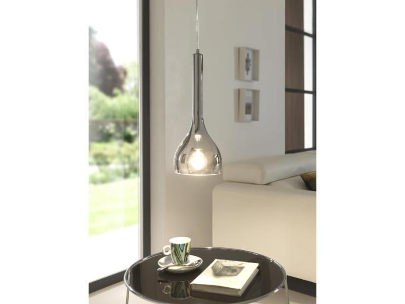 MEO Salerno hanglamp E27 40W chroom