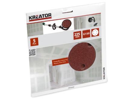 Kreator Schuurschijf K150 225mm KRT232007