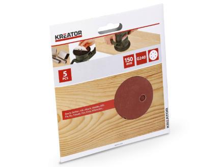 Kreator Schuurschijf K240 150mm KRT231009